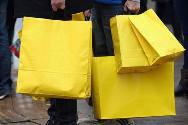 Carrying lightweight loads