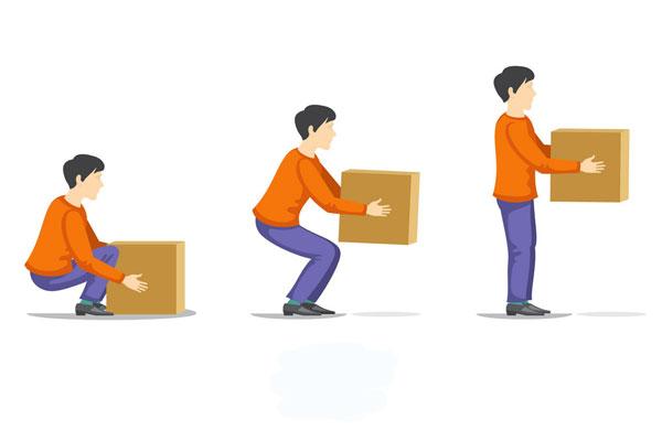 Carrying heavy loads