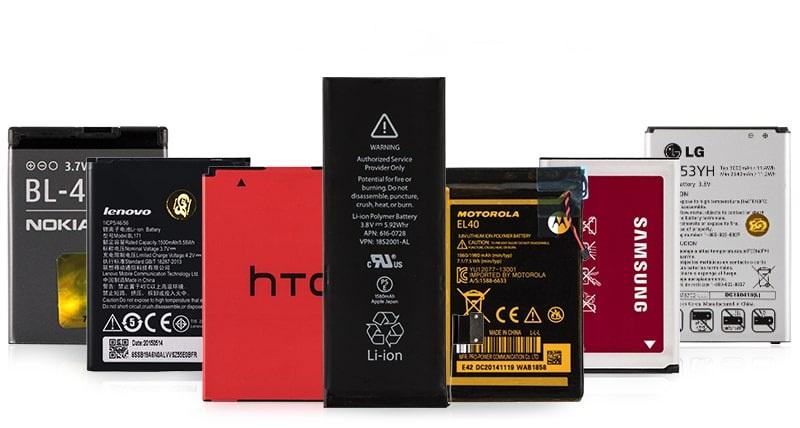 انواع باتری های موبایل - نحوه نگهداری از سیم شارژر